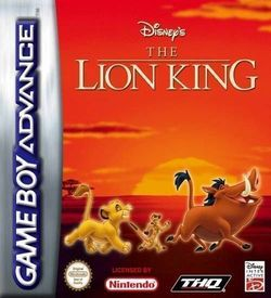 Disney's Lion King (Suxxors) ROM