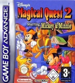 Disney's Magical Quest 2 Starring Mickey And Minnie ROM