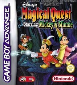 Disney's Magical Quest Starring Mickey And Minnie ROM