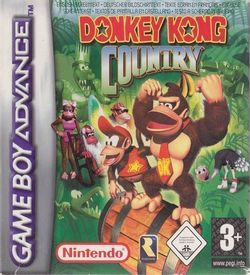 Donkey Kong Country (Menace) ROM