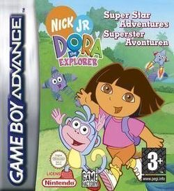 Dora The Explorer - Super Star Adventures! (Sir VG) ROM