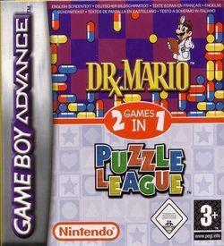 Dr. Mario & Puzzle League ROM