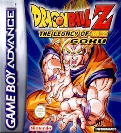 Dragon Ball Z - The Legacy Of Goku (Polla) ROM