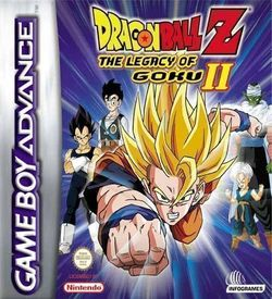 Dragon Ball Z - The Legacy Of Goku II (Eurasia) ROM