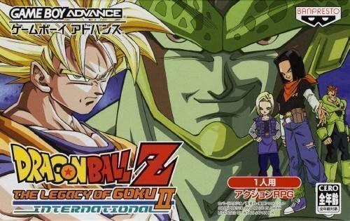 Dragon Ball Z - The Legacy Of Goku II International