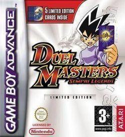 Duel Masters - Sempai Legends ROM