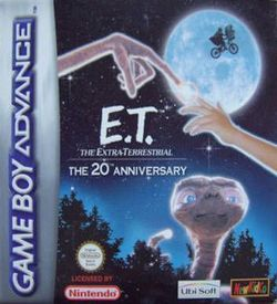 E.T. The Extra-Terrestrial (Blizzard) ROM