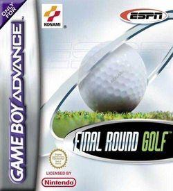 ESPN Final Round Golf (Paracox) ROM