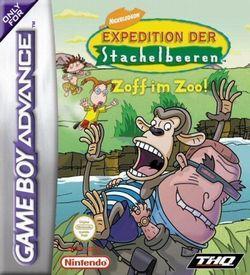 Expedition Der Stachelbeeren Zoff Im Zoo ROM