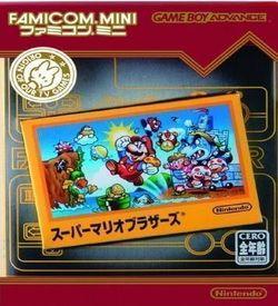 Famicom Mini - Vol 1 - Super Mario Bros. ROM