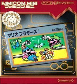 Famicom Mini - Vol 11 - Mario Bros. (Hyperion) ROM