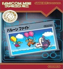 Famicom Mini - Vol 13 - Balloon Fight (Hyperion) ROM