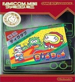 Famicom Mini - Vol 16 - Dig Dug (Hyperion) ROM