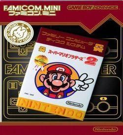 Famicom Mini - Vol 21 - Super Mario Bros. 2 ROM