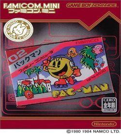 Famicom Mini - Vol 6 - Pacman ROM