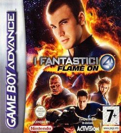 Fantastic 4 - Flame On ROM
