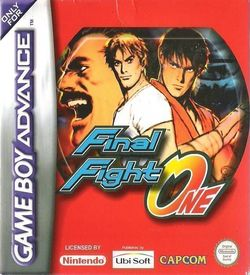 Final Fight One (Paracox) ROM