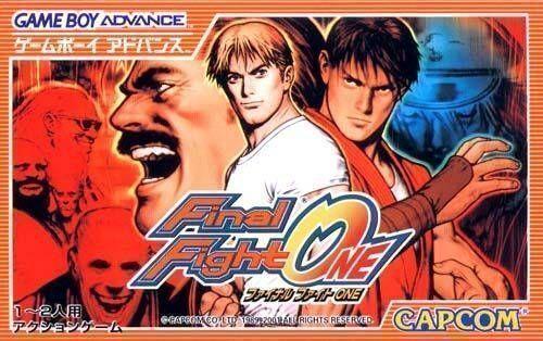 Final Fight One (Eurasia)