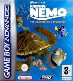 Finding Nemo - The Continuing Adventures ROM