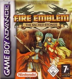 Fire Emblem - The Sacred Stones ROM