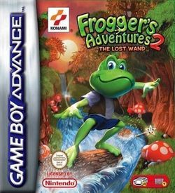 Frogger's Adventures 2 - The Lost Wand ROM
