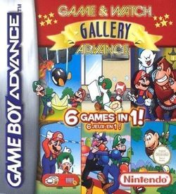 Game & Watch Gallery Advance (Menace) ROM