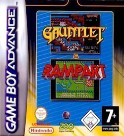 Gauntlet & Rampart (Supplex) ROM