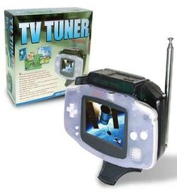 GBA TV Tuner (C) ROM