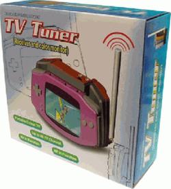 GBA TV Tuner (C)(TrashMan) ROM