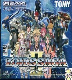 Zoids Saga II ROM