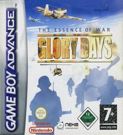 Glory Days - The Essence Of War (Endless Piracy) ROM