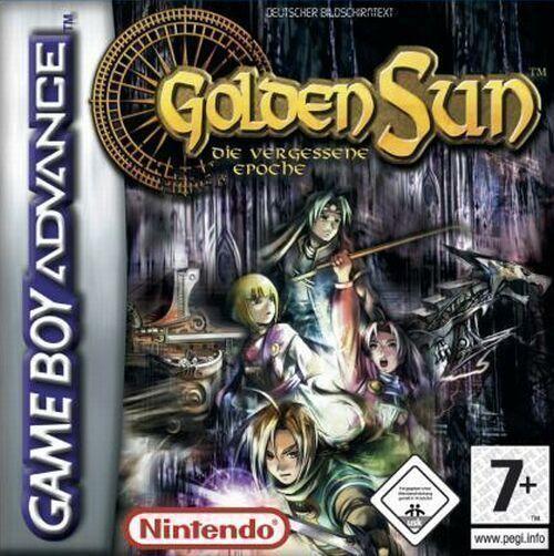 Golden Sun 2 - Die Vergessene Epoche (Surplus)