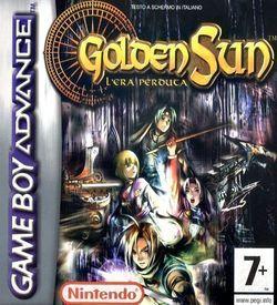 Golden Sun 2 - L'era Perduta ROM