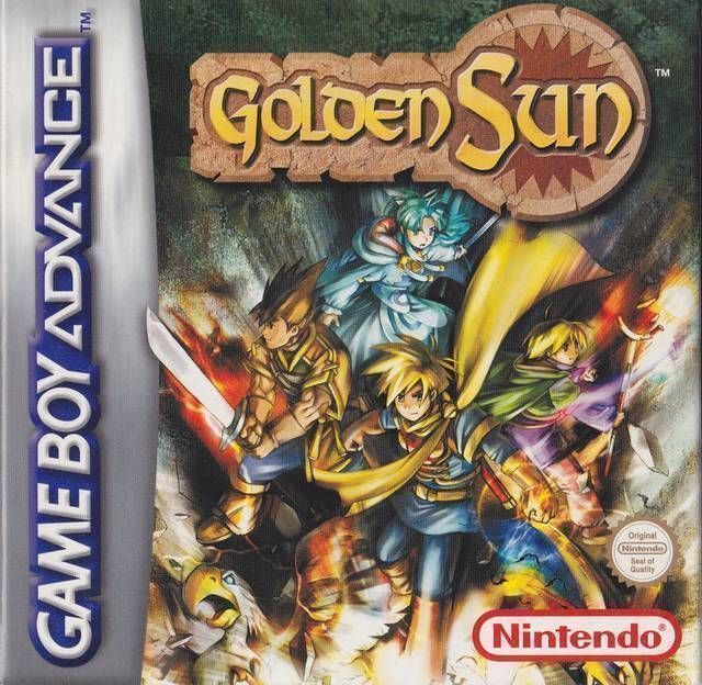 Golden Sun (Moleia)