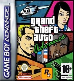 Grand Theft Auto Advance ROM
