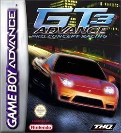 GT Advance 3 - Pro Concept Racing (RDG) ROM
