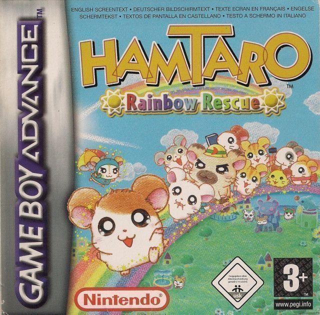 Hamtaro - Rainbow Rescue