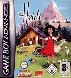 Heidi - The Game ROM