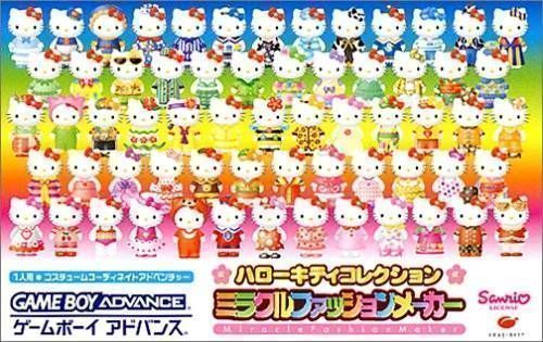 Hello Kitty Collection Miracle