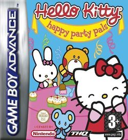 Hello Kitty - Happy Party Pals (sUppLeX) ROM