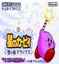 Hoshi No Kirby - Yume No Izumi Deluxe (Eurasia) ROM