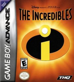 Incredibles, The ROM