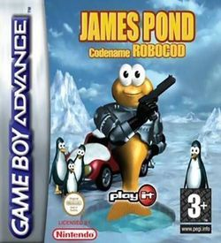 James Pond - Codename Robocod ROM