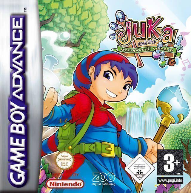 Juka And The Monophonic Menace
