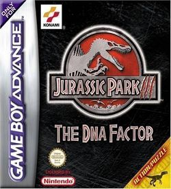 Jurassic Park III - The DNA Factor (Absence) ROM