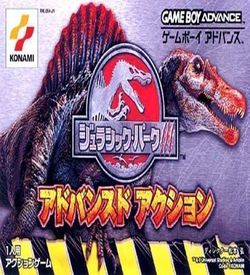 Jurassic Park III - Advanced Action (Eurasia) ROM