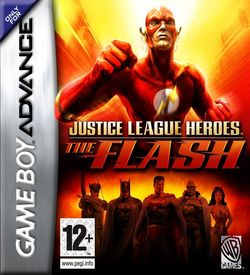 Justice League Heroes - The Flash ROM
