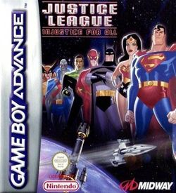 Justice League - Injustice For All (Suxxors) ROM