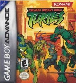 Teenage Mutant Ninja Turtles Double Pack ROM