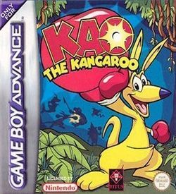 Kao The Kangaroo (Rocket) ROM